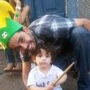 Teve copa!!! Canjiquinha com Vitão!!!
