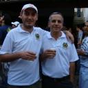 Doze de Outubro - Eu e o Ex-aluno Renato.
